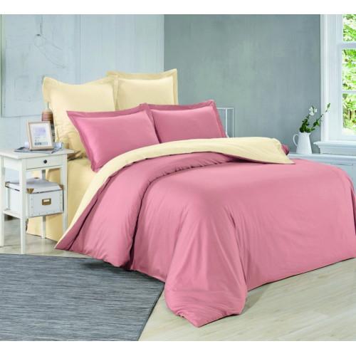 Комплект постельного белья из сатина -49